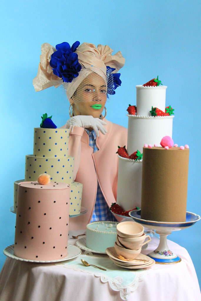 Maison Coucou - Tea Party - Cake