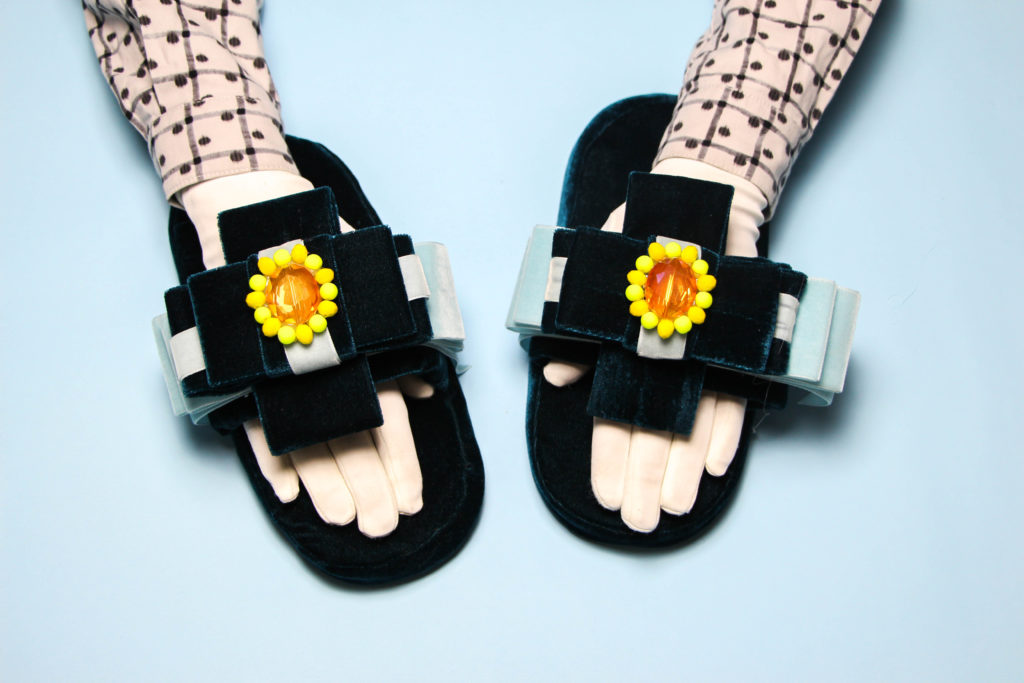 Maison Coucou- Fancy Slippers Diy